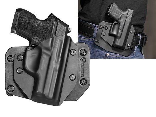 Outside the Waistband Holster for Sig P224