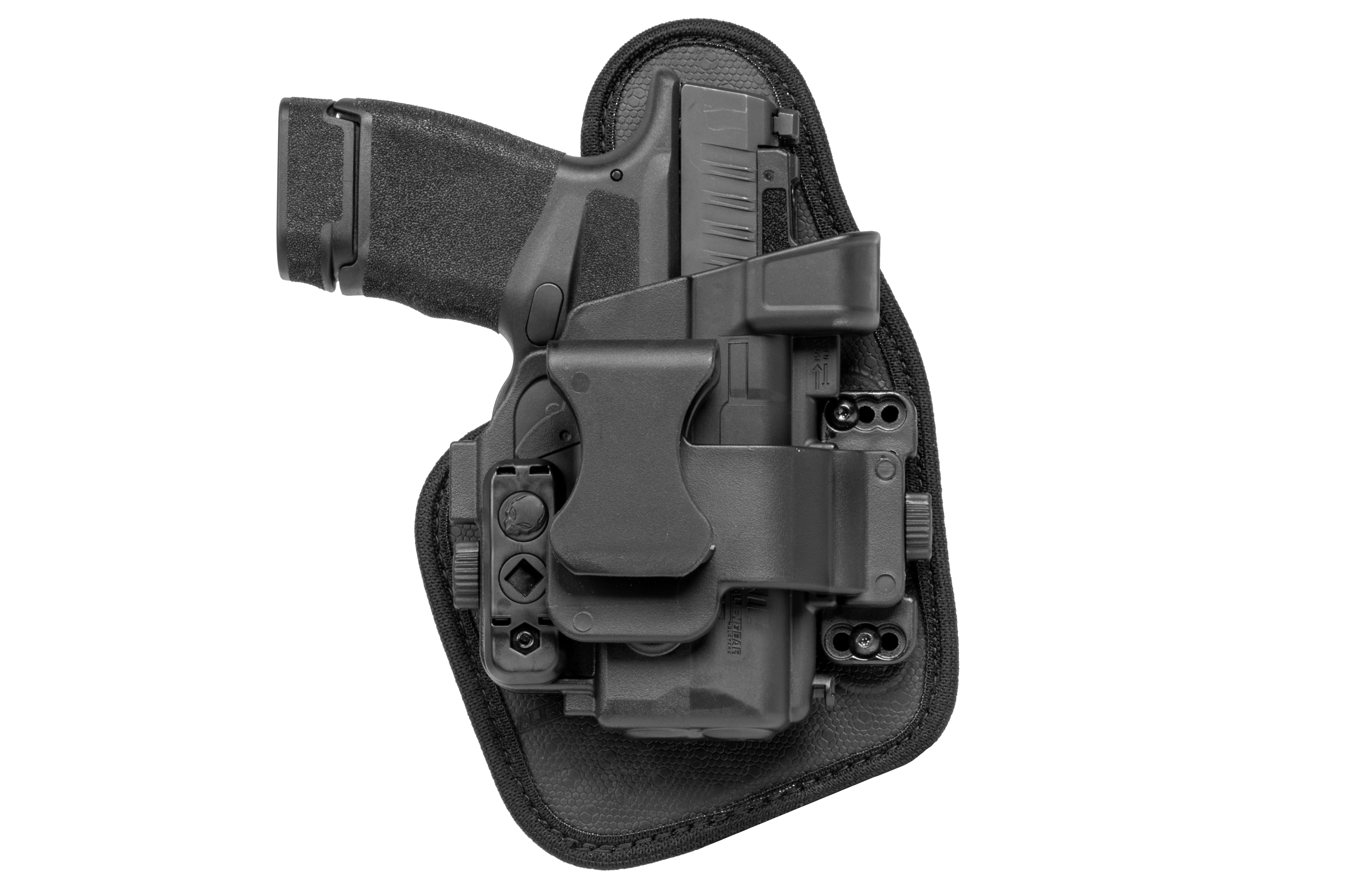 Springfield Hellcat OSP ShapeShift Appendix Carry Holster