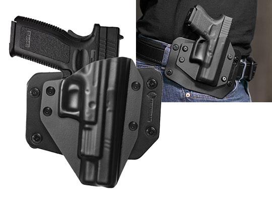 Alien Gear Leather OWB Holster for Springfield XD 5 inch