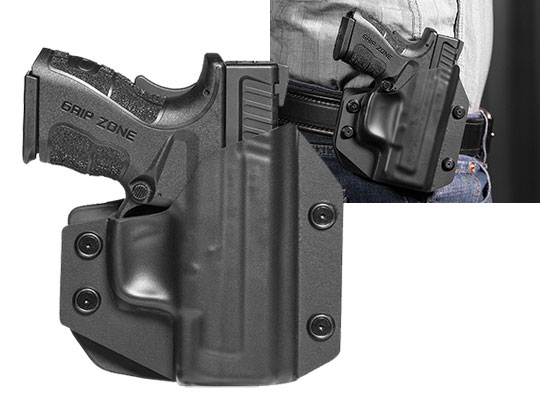 Paddle Holster for Subcompact XD Mod.2