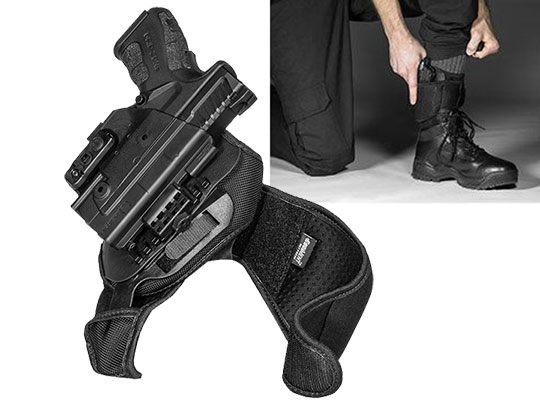 Springfield XD Mod 2 3 inch ShapeShift Ankle Holster