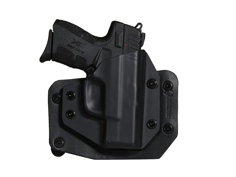 Outside the Waistband Concealment Springfield XDE Holster