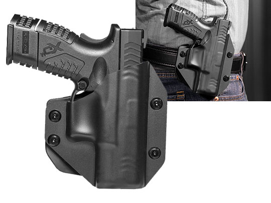 Compact XDM 3.8 Paddle Holster Carry