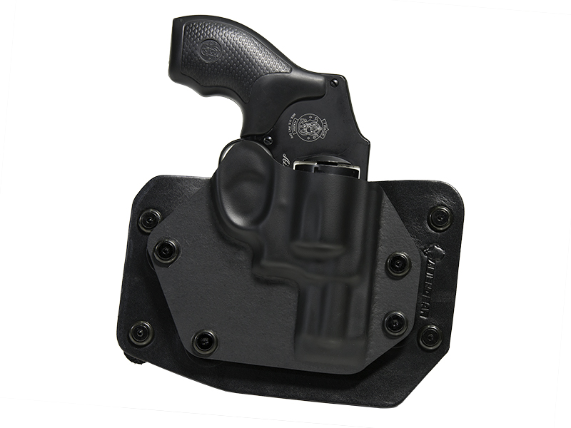 Good S&W J Frame 2 inch Barrel OWB Holster