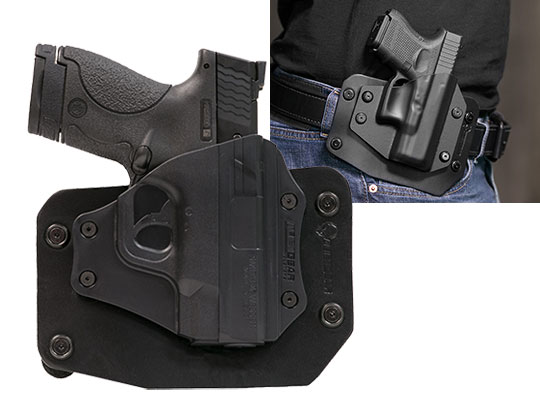 Good S&W M&P Shield Performance Center OWB Holster