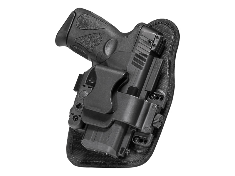 S&W M&P40c Compact 3.5 inch barrel ShapeShift Appendix Carry Holster