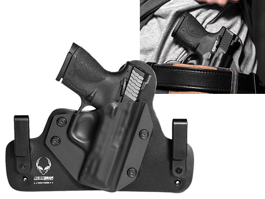 M&P9c IWB Hybrid Holster