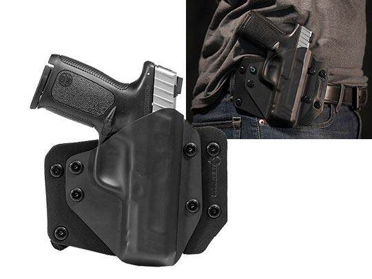 Good S&W SD40 VE OWB Holster