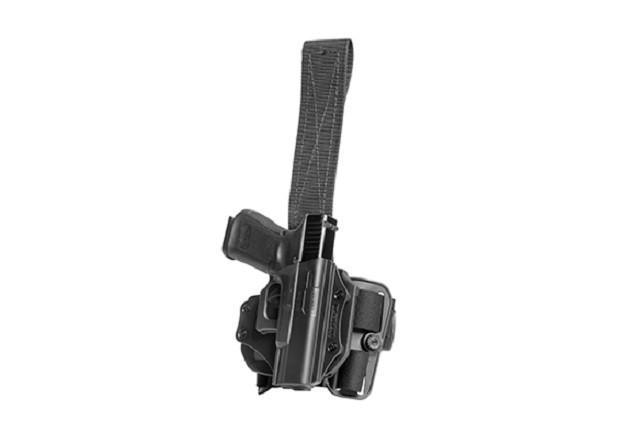 S&W M&P9 Shield EZ Cloak Mod Drop Leg Holster