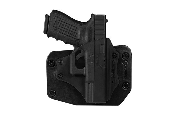 S&W M&P9 Shield EZ  Cloak Slide OWB Holster (Outside the Waistband)