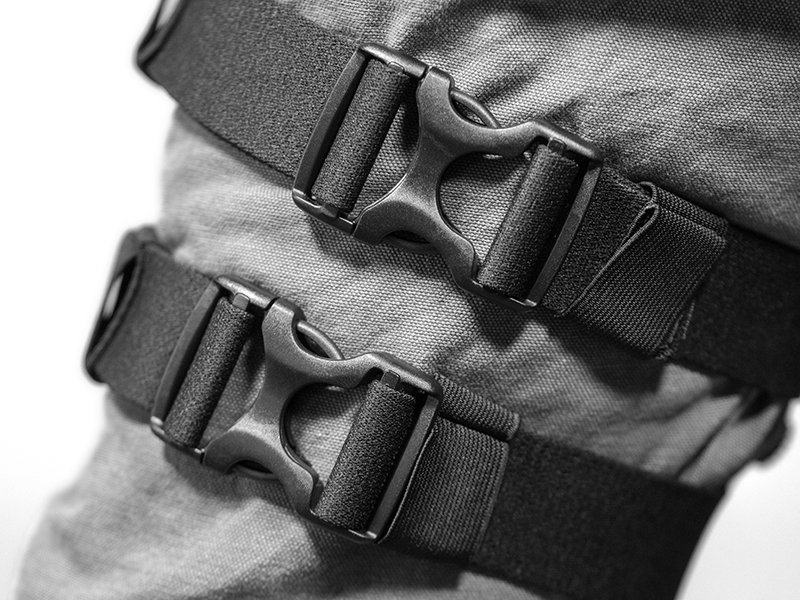 Glock - 19 Cloak Mod Drop Leg Holster