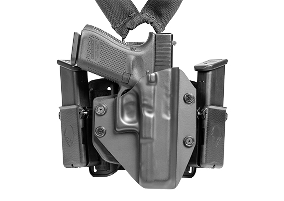 Tactical Holster with Magazines