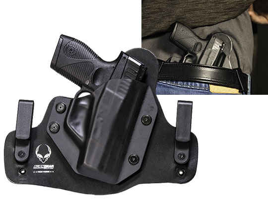 Hybrid Leather Taurus PT709 Slim Holster