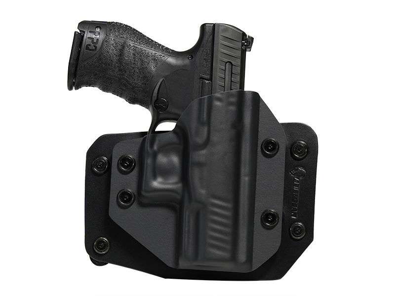 Concealed Carry OWB Holster for Walther PPQ