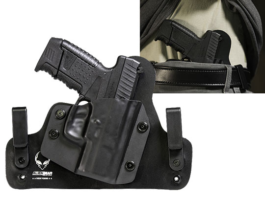 Hybrid Leather Walther PPS Holster