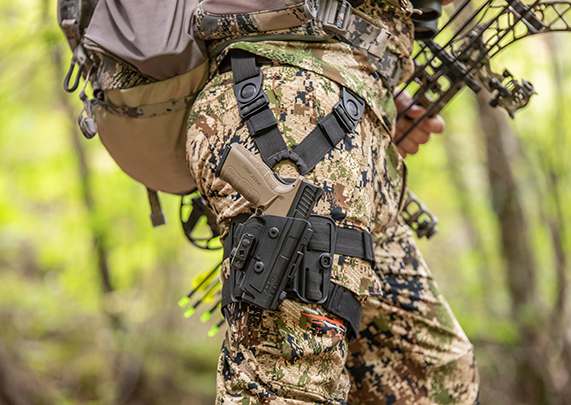 Glock - 21 ShapeShift Drop Leg Holster