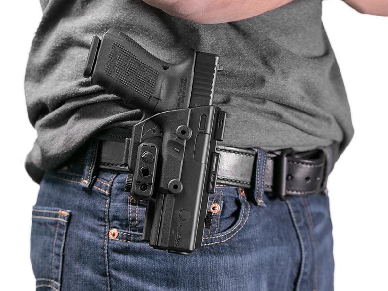 Glock - 42 ShapeShift OWB Paddle Holster