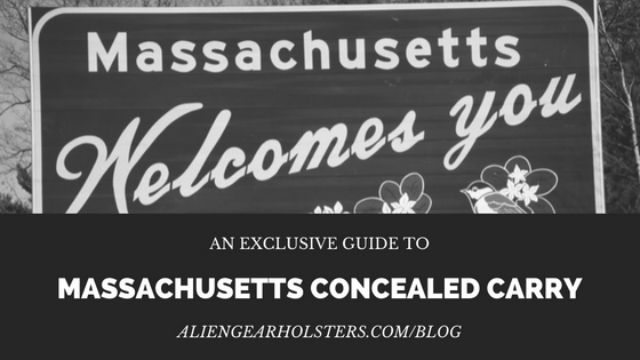 concealed carry massachusetts