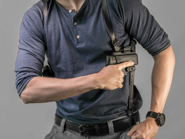 shoulder holster concealed carry