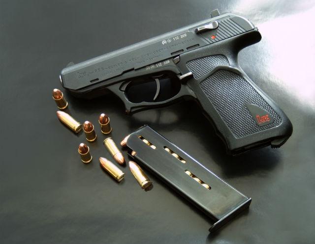auto pistol ammo capacity