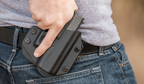 Adjustable Holster Cant