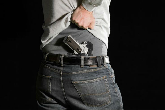 1911 concealed carry holster