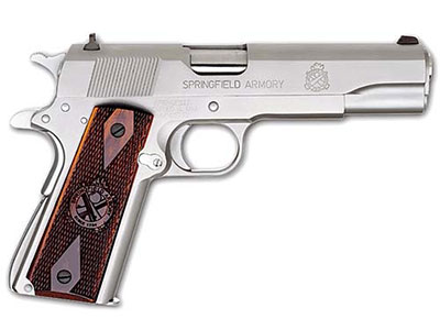 The 1911 Government Model 5 inch