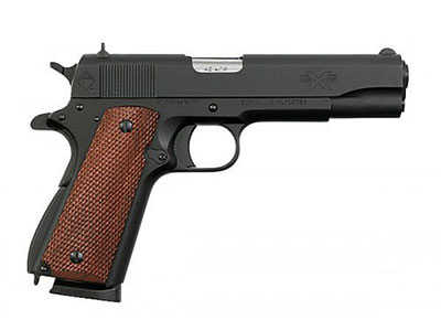 Specs of the 1911 Government Frame