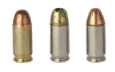 45 acp rounds for concealed carry