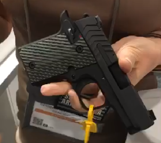 Springfield 911 9mm review