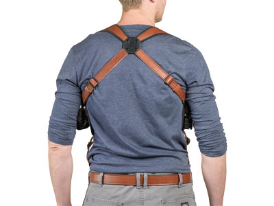 shapeshift shoulder holster straps