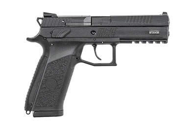concealed carry specs of the cz-p09