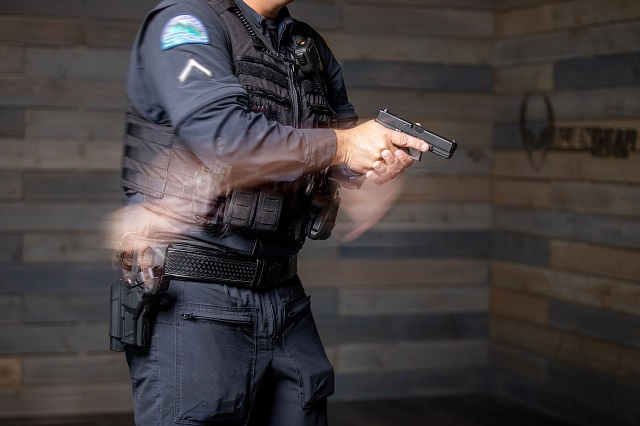 police duty holster