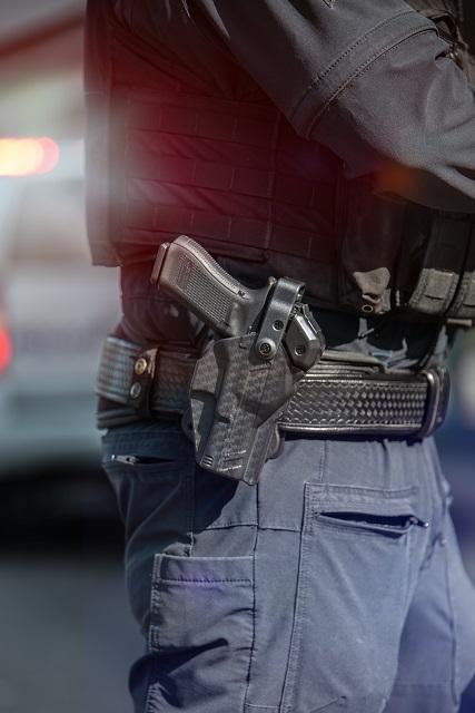 police  holster