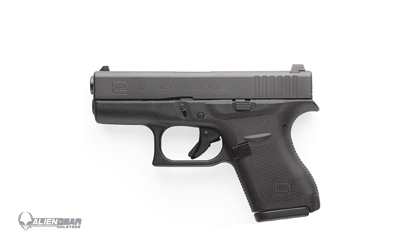 good concealed carrying with Glock 42