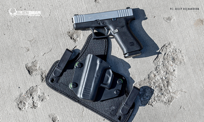 glock 43 concealed carry holster