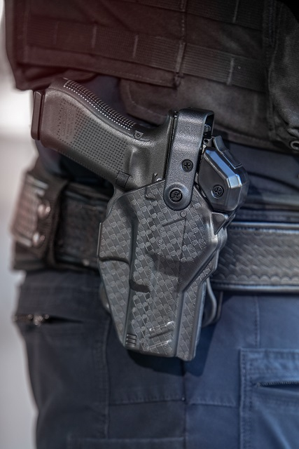 duty pistol