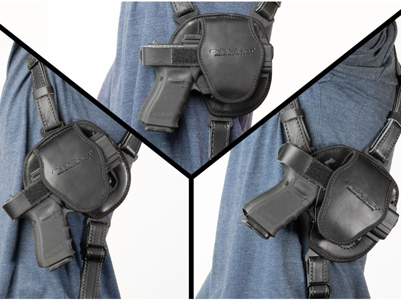 shoulder holster configuration