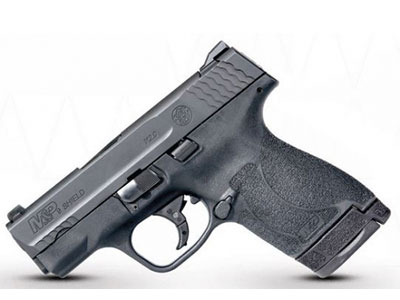 all-new S&W M&P Shield M2.0 9mm
