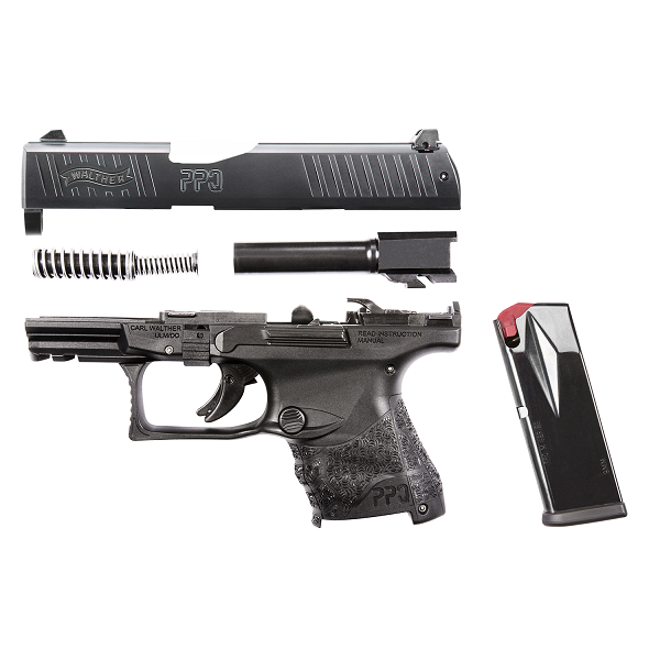 Walther PPQ Subcompact Parts