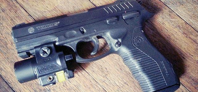 holster for laser sights