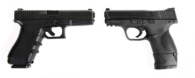 should you carry multiple guns