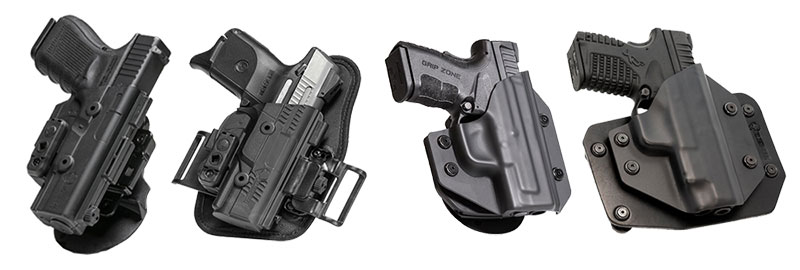 Check out our Outside the Waistband Holster Offerings