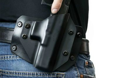 Choose The Cloak Slide OWB Holster