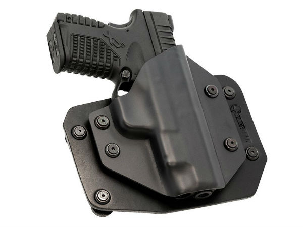 Alien Gear's Cloak Slide OWB, Belt Slide Holster