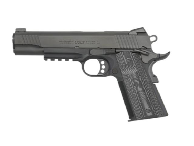 Colt Railgun