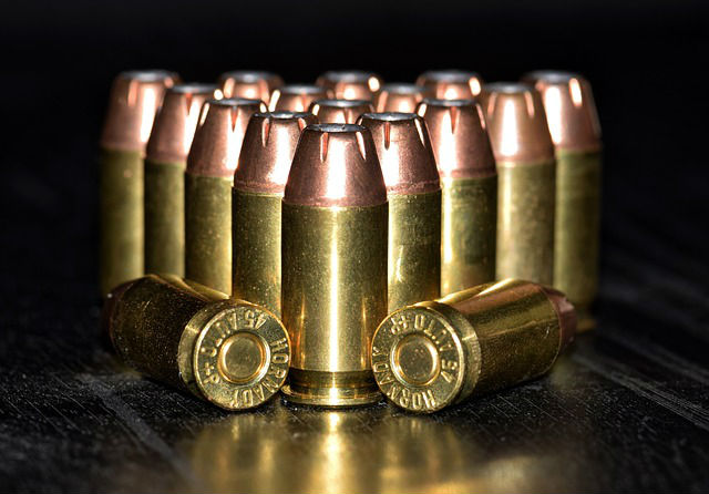 handgun caliber