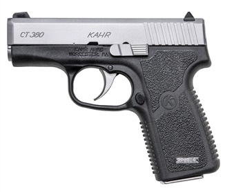 ct380 pistol for concealed carry