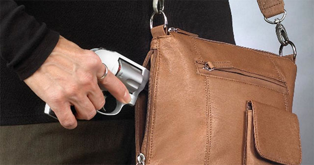 purse for concealed carry mothers day gift idea