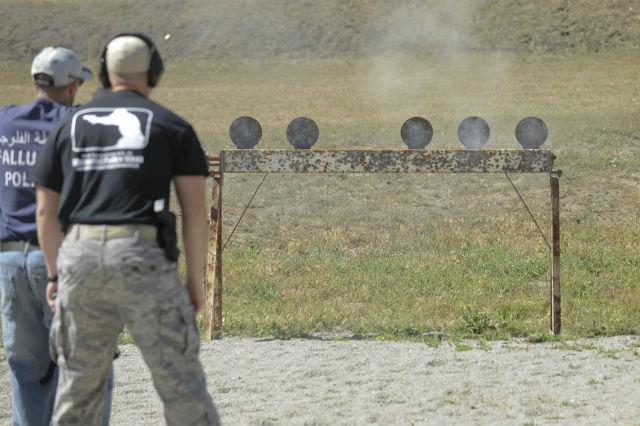 ccw range practice